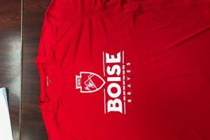 Boise High School Mountain Bike Shirt