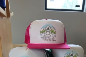 Custom Merchandise Progorams - ID High School Mnt Biking - Hats