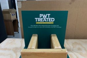 Direct To Surface Print on Sintra Point of Purchase Display - PWT Treated