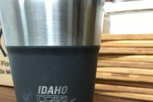 mug with engraving