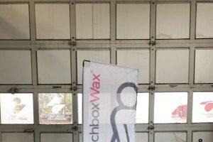 Lunchbox Wax Custom Flag