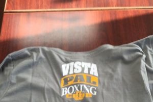 Vista Pal Boxing - Heat Seal Vinyl Custom Apparel